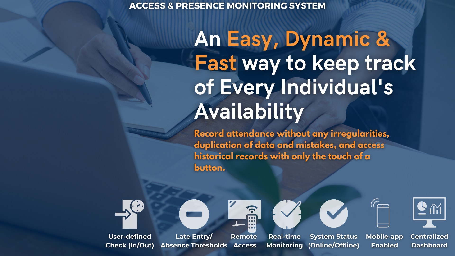 Access & Presence Monitoring System 2